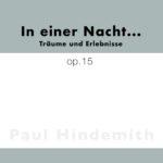 Hindemith, In einer Nacht…, Op.15-p01