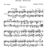 Poulenc, 3 Pièces, FP 48-p05