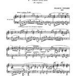 Poulenc, 8 Nocturnes, FP 56-p02