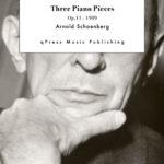 Schoenberg, 3 Pieces, Op.11-p01