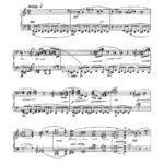 Schoenberg, 3 Pieces, Op.11-p06