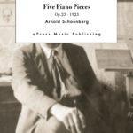 Schoenberg, 5 Pieces, Op.23-p01