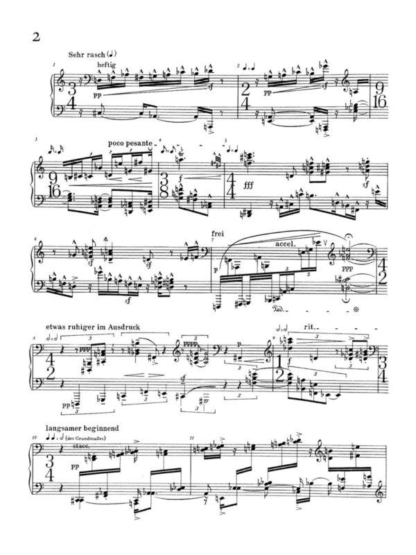 Schoenberg, 5 Pieces, Op.23-p05