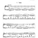 Sibelius, 10 Bagatelles, Op.34-p02