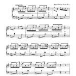 Sibelius, 10 Pensées Lyriques, Op.40-p06