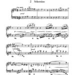 Sibelius, 10 Pieces for Piano, Op.58-p06