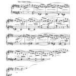 Gliere, 12 Esquisses, Op.47-p04