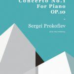 Prokofiev, Concerto No.1, Op.10-p01