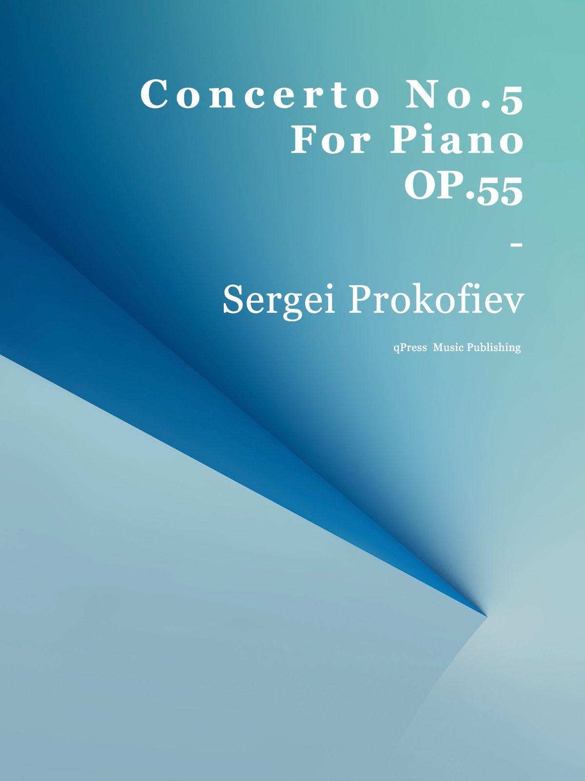 Prokofiev, Concerto No.5-p01