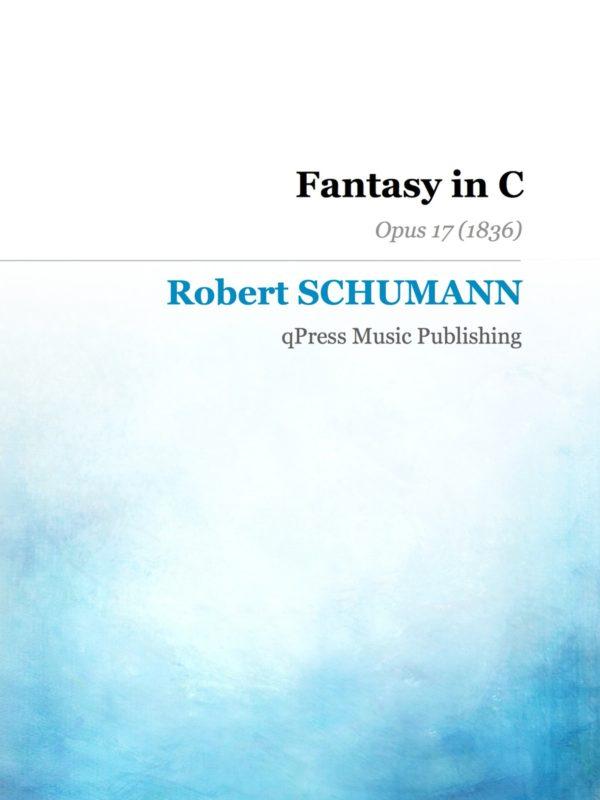 Schumann, Fantasie, Op.17-p01