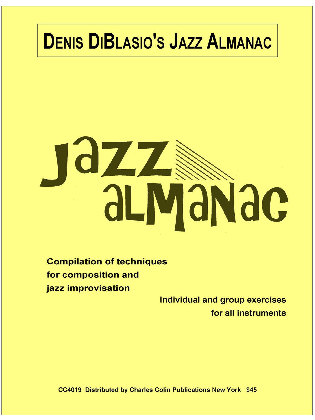 DiBlasio, Jazz Almanac Complete
