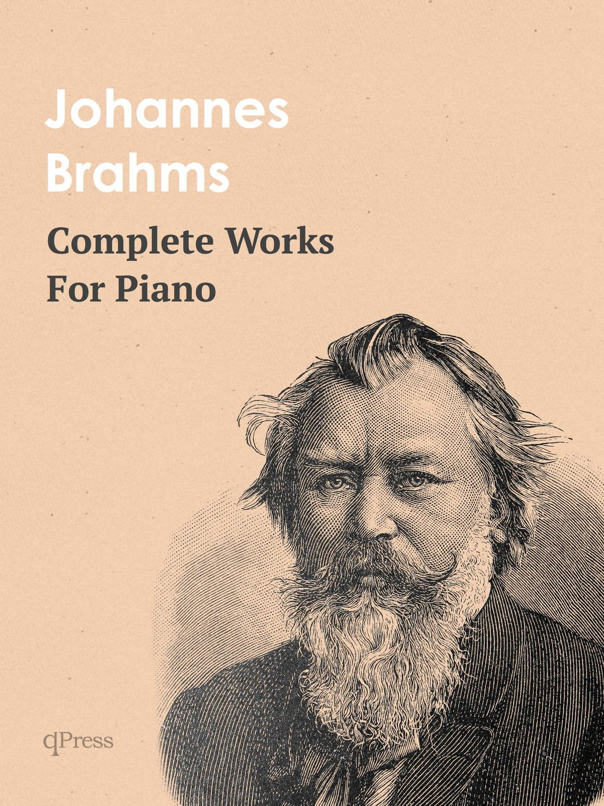 Brahms Complete Works for Piano