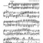Brahms, Works for Piano Vol.1-p003