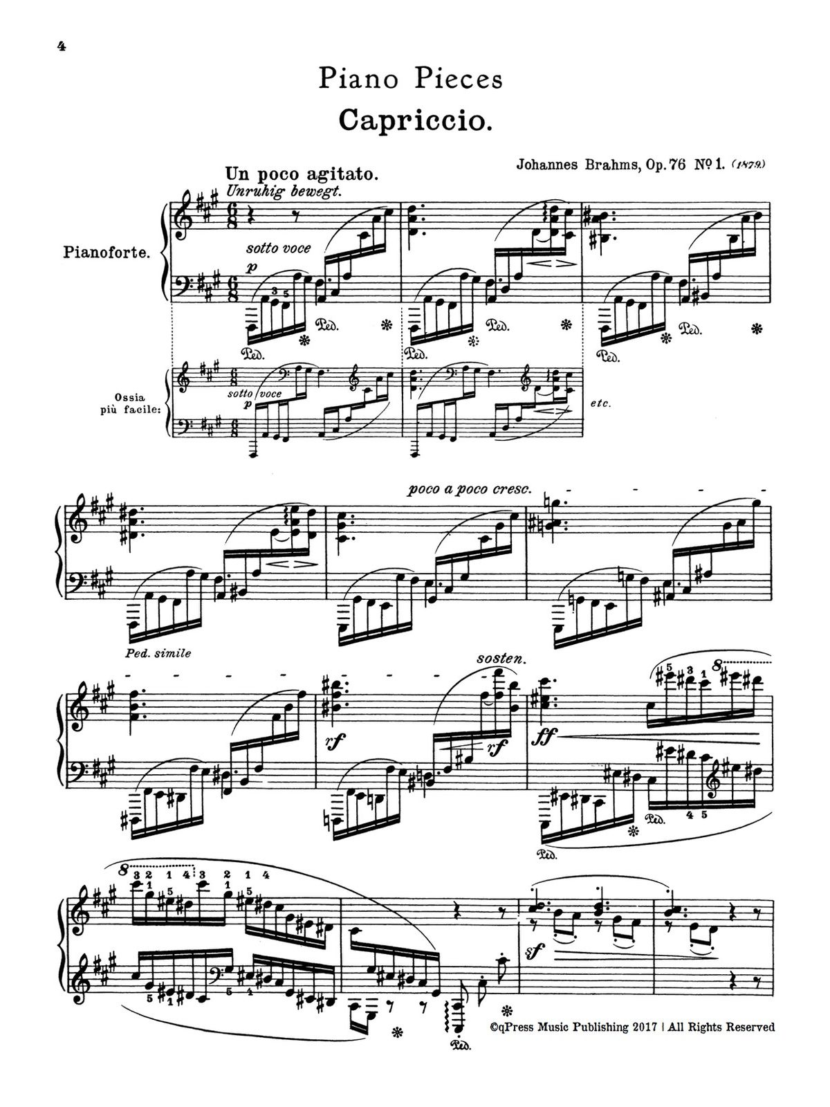 Brahms, Works for Piano Vol.2-p004