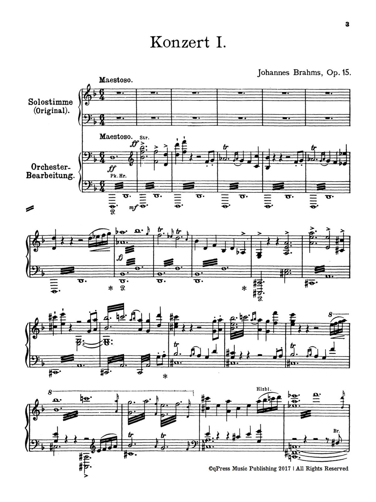 Brahms, Works for Piano Vol.3-p003