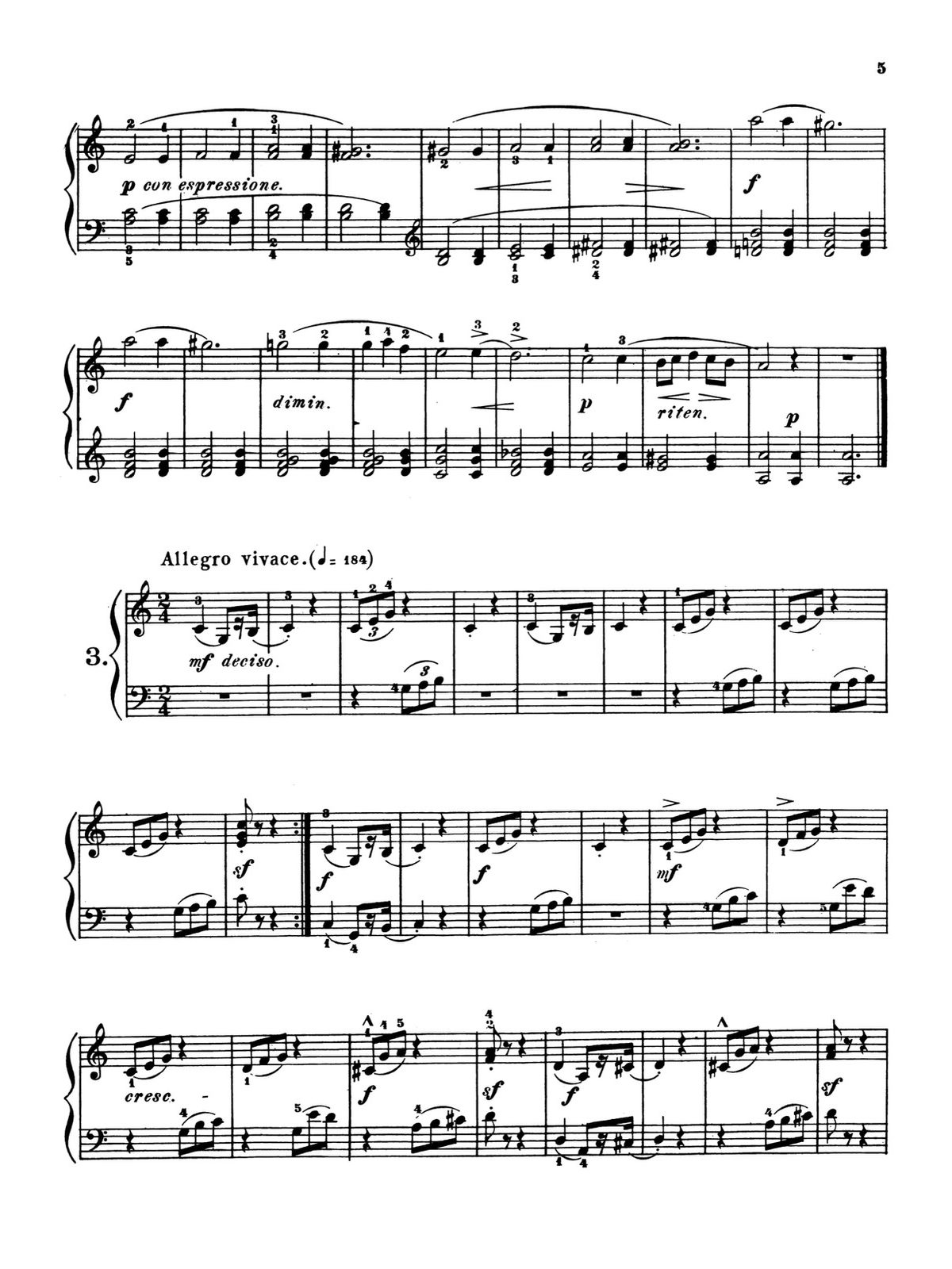 Heller, 24 Studies for Rhythm and Expression-p05
