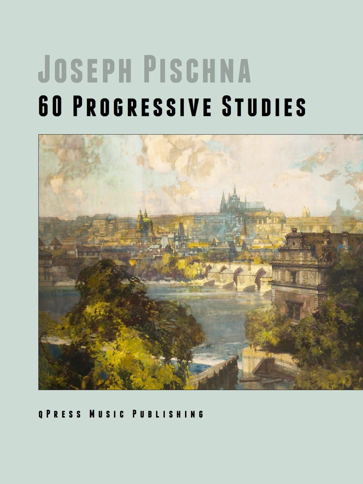 Pischna, 60 Progressive Studies-p001