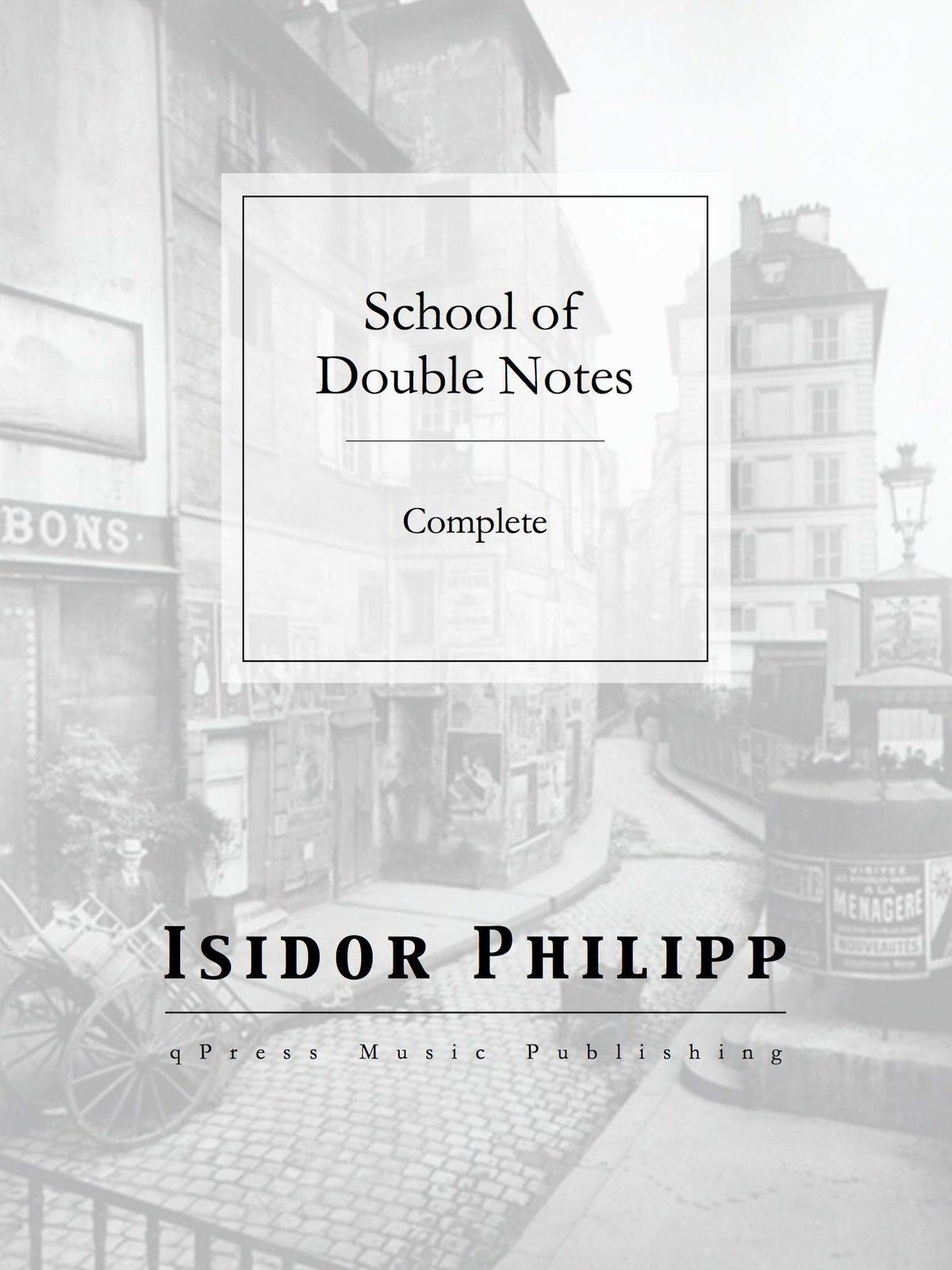Philipp, School of Double Notes Complete-p001
